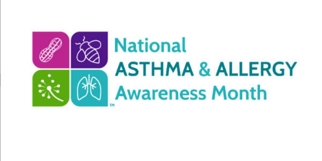 Asthma and Allergy Awareness Month Feature Image