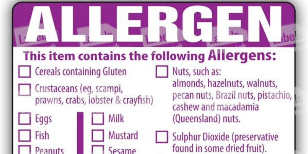 Get The Facts On Allergen Labels Feature Image