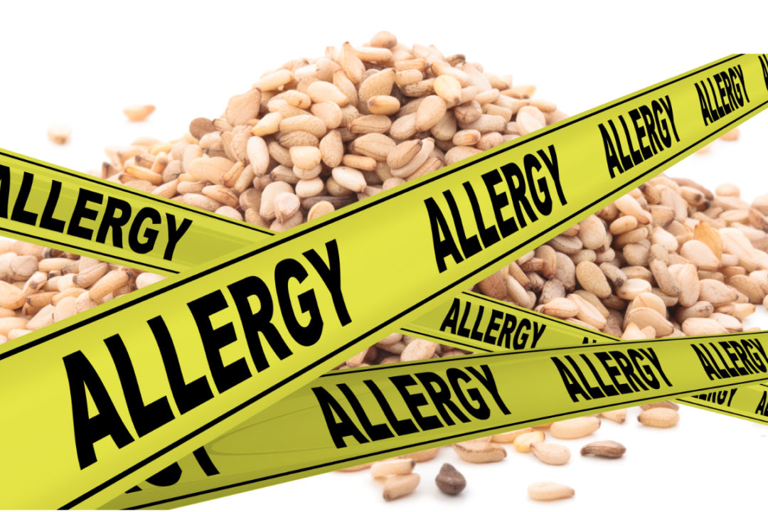 Sesame to Become 9th Top Allergen in the U.S. Feature Image